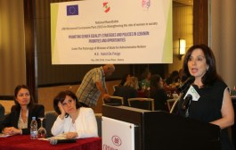 Union for the Mediterranean Ministerial Conclusions on Women's Role in Society Promoting Gender Equality Strategies and Policies: Priorities and Opportunities in Lebanon