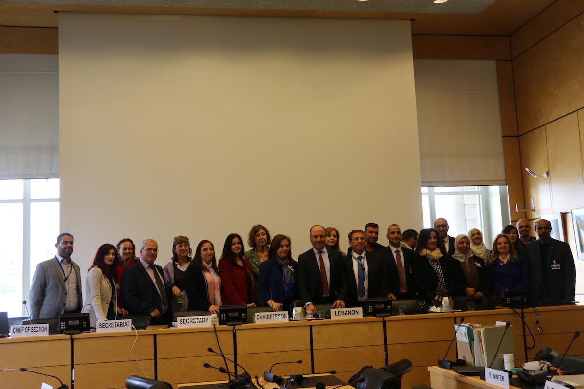 لبنان يستعرض التزاماته ضمن اتفاقية حقوق الطفل: